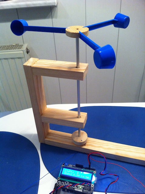 anemometer eigenbau f r arduino wetterstation ich bin. Black Bedroom Furniture Sets. Home Design Ideas