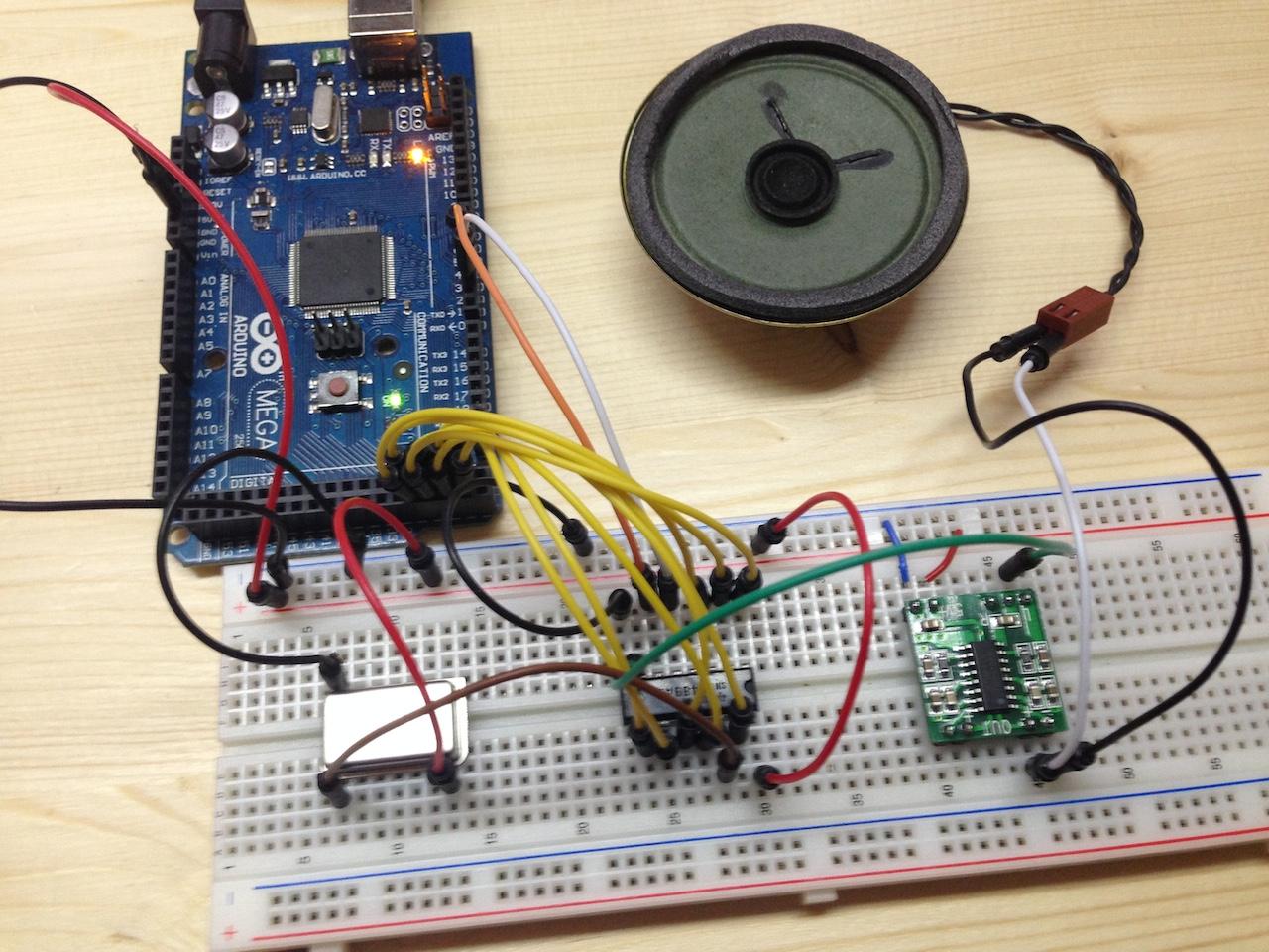 SN76489 Sound generator