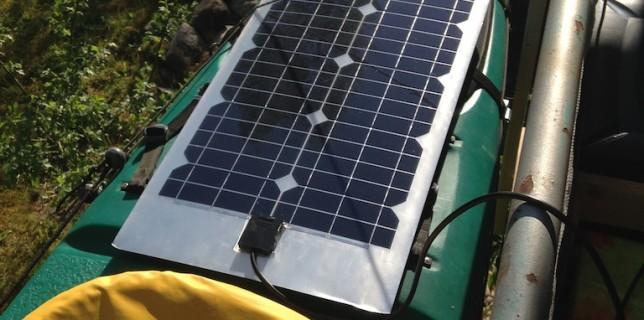 Solarkayak